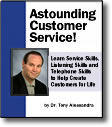 Astounding Customer Service DVD